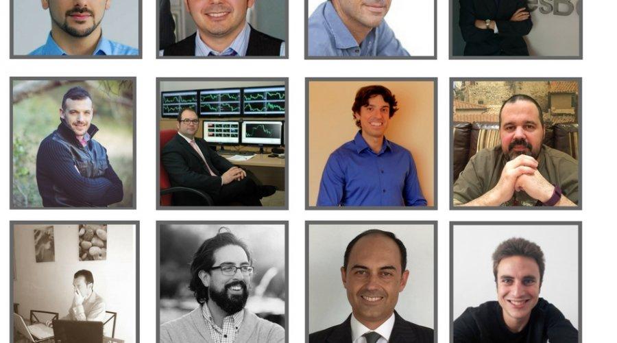 12 expertos nos cuentan sus experiencias en el mundo del trading y las inversiones