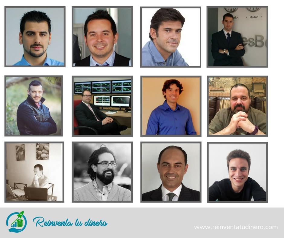 12 expertos nos cuentan sus experiencias en el mundo del trading y ...