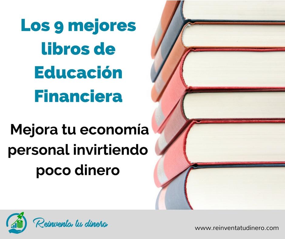 Libros Educación financiera