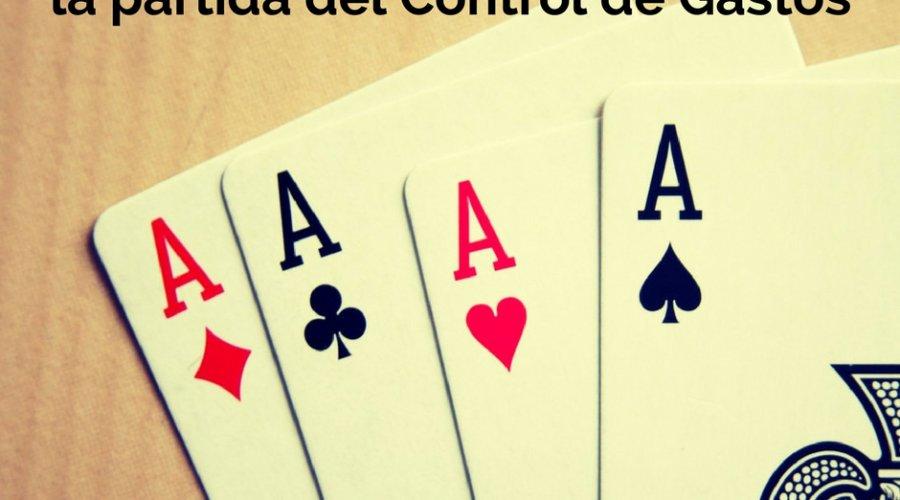 Los 4 Ases que debes usar para ganar la partida del Control de Gastos