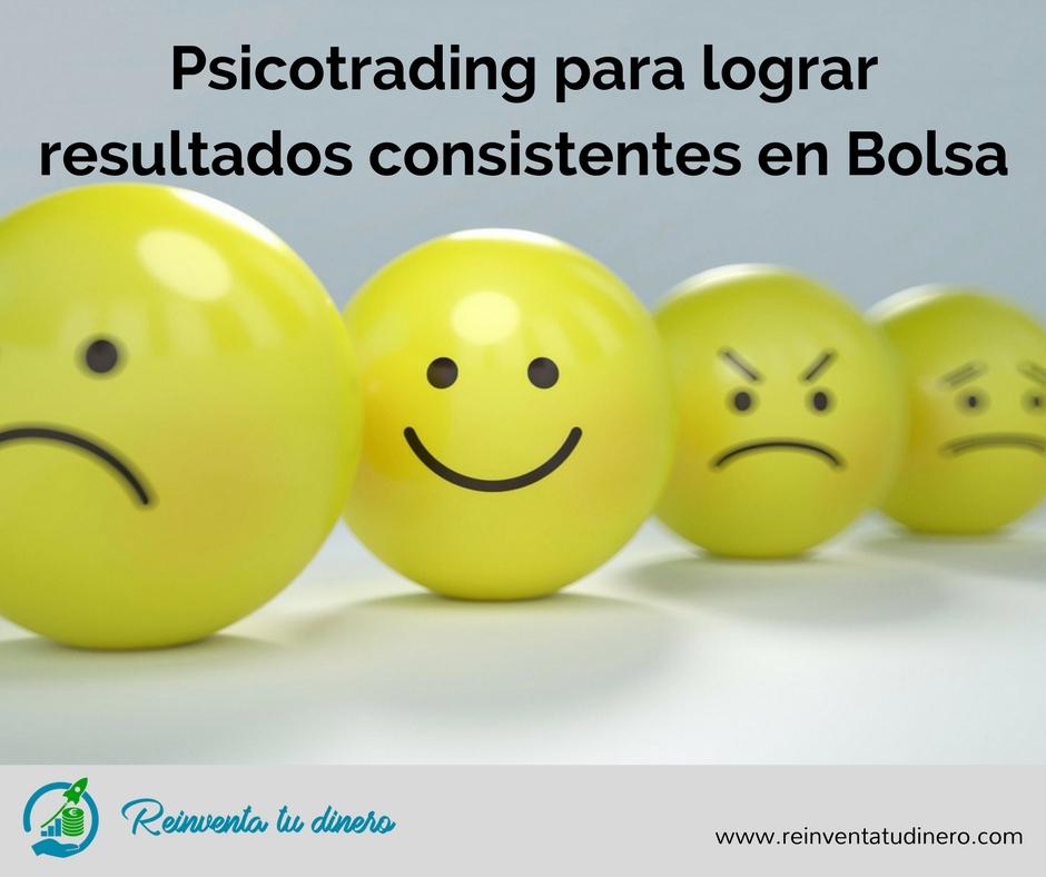 control de emociones trading