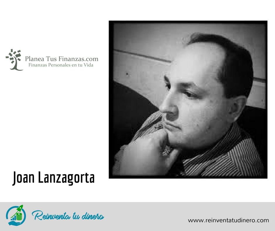 Coaching financiero Joan Lanzagorta