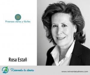 Coaching financiero Rosa Estañ