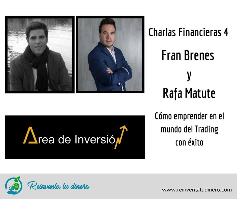 charla financiera trading